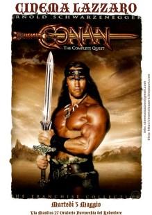 22 - Conan il Barbaro - flyer